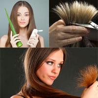Секущиеся кончики: натуральные средства, чтобы вылечить их, не срезая волосы.