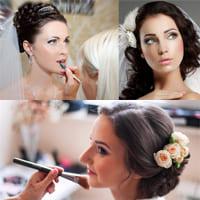 Как правильно нанести макияж на свадьбу?